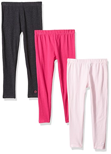 eba5a0adc487f5 Limited Too Little Girls' 3 Pack Fleece Legging (More Styles Available)